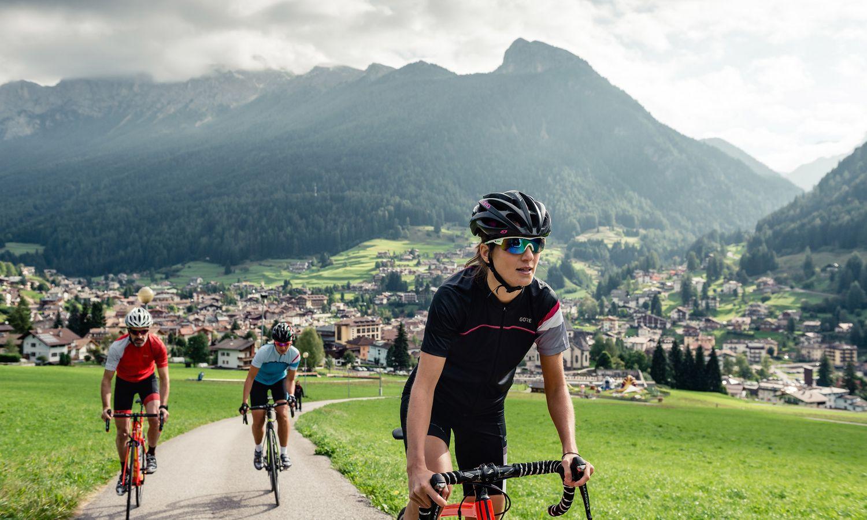 Unvergessliche Panorama-Fahrradtouren im Bike Hotel in Südtirol