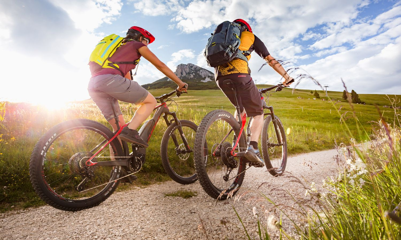 Für die ganze Familie - E-Bike Urlaub in Südtirol
