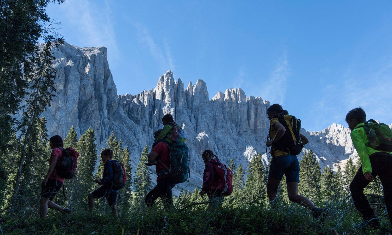 Wandern, Biken und so viel mehr - Ihr Aktivurlaub in den Dolomiten