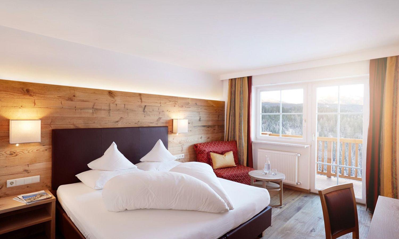 Die schönsten Zimmer in Obereggen - Hotel Maria****