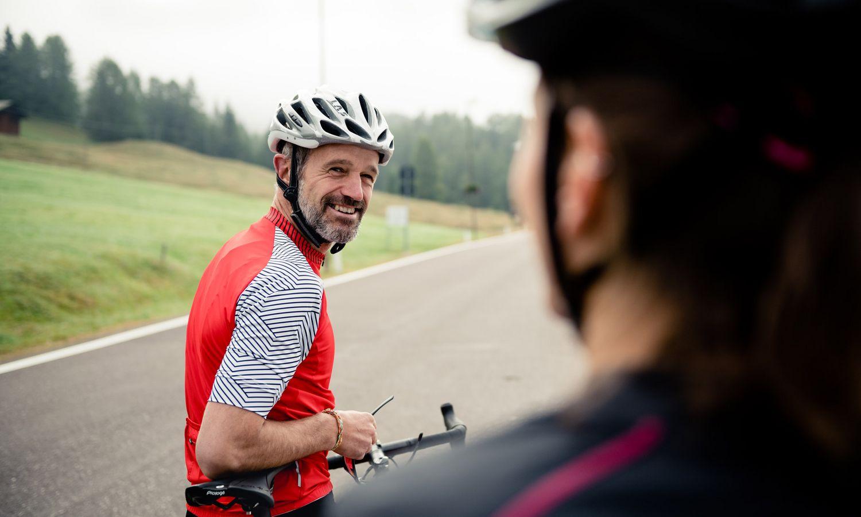 Biketouren in den Dolomiten
