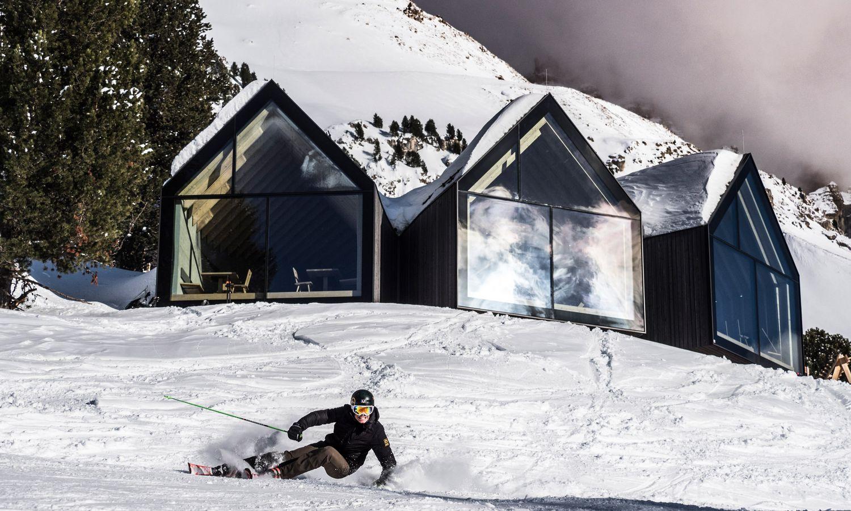 Ein Traum für Pistenflitzer - Skifahren in Obereggen, Südtirol.