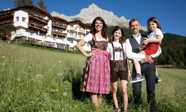 100% familienfreundlich und ein riesiges Natur- und Abenteuerprogramm!