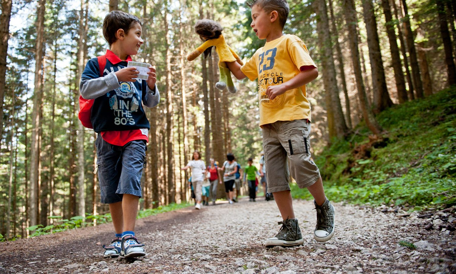 Unser Explorer Camp