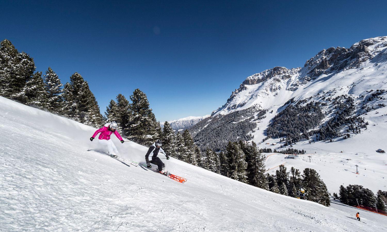 Ihr Winterurlaub in den Dolomiten - aktiv auch abseits der Pisten